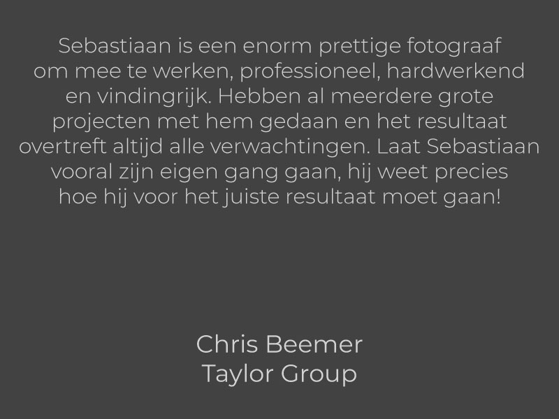 Chris Beemer Taylor Group