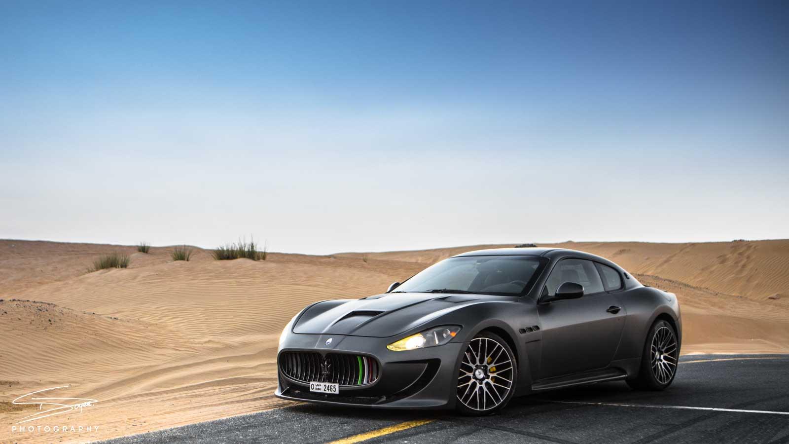 Streetgasm Maserati