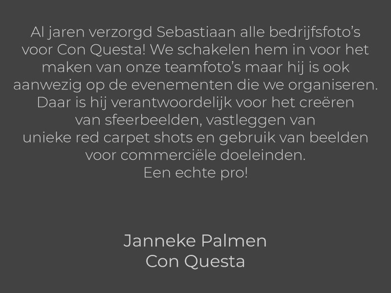 Janneke Palmen - Con Questa